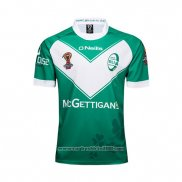RLI Ireland Rugby Shirt RLWC 2017 Home