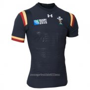 Wales Rugby Shirt 2015 Away