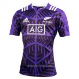 New Zealand All Blacks Rugby Shirt 2015 Training