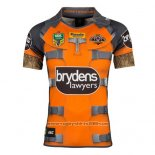 Wests Tigers Rugby Shirt Rocket Raccoon Marvel 2017