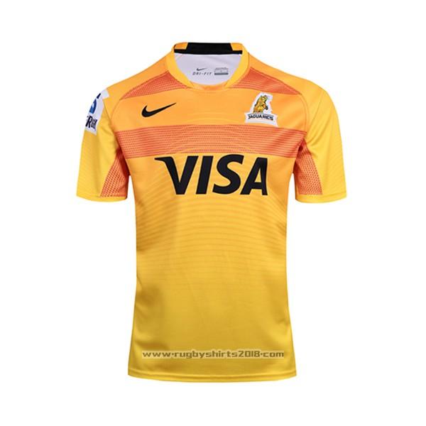 998642da454 Jaguares Rugby Shirt 2017 Home   rugbyshirts2018.com