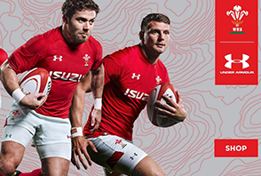 Wales Rugby Shirt 2018